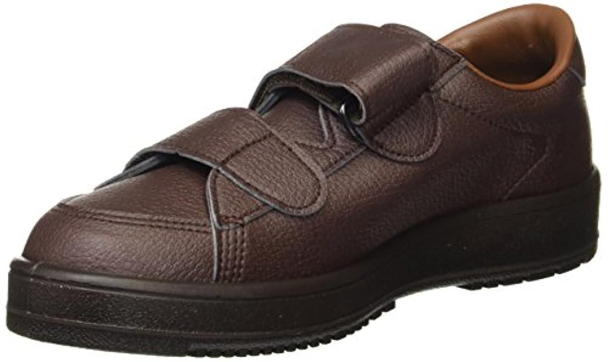 メロディー更新する上昇[ムーンスター] ムーンスター メンズ/レディース リハビリ 介護靴 片足販売 Vステップ03 Vステップ03(右足のみ) ブラウン 25 cm 3E