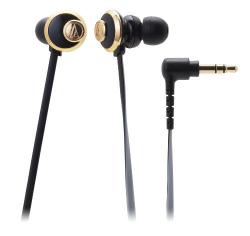 audio-technica GLAMORCY カナル型イヤホン ブラック ATH-CKF77 BK