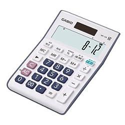 カシオ 電卓 12桁CASIO 余り計算電卓 MP-12R MP-12R-N