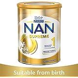 NESTLÉ NAN SUPREME 1, Starter 0-6 Months Baby Formula Powder – 800g