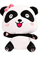 ぬいぐるみ新しいかわいいカップルパンダ人形ベビーバスアニメ周辺ぬいぐるみ枕 (A2,50 cm)