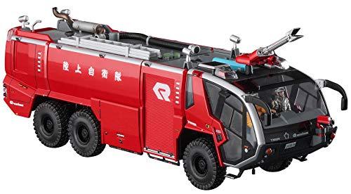 1/72 サイエンスワールドシリーズ ローゼンバウアー パンサー 6×6 空港用化学消防車 SW05