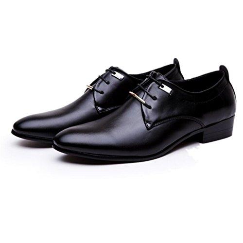 Honel ビジネスシューズ 紳士靴 メ...