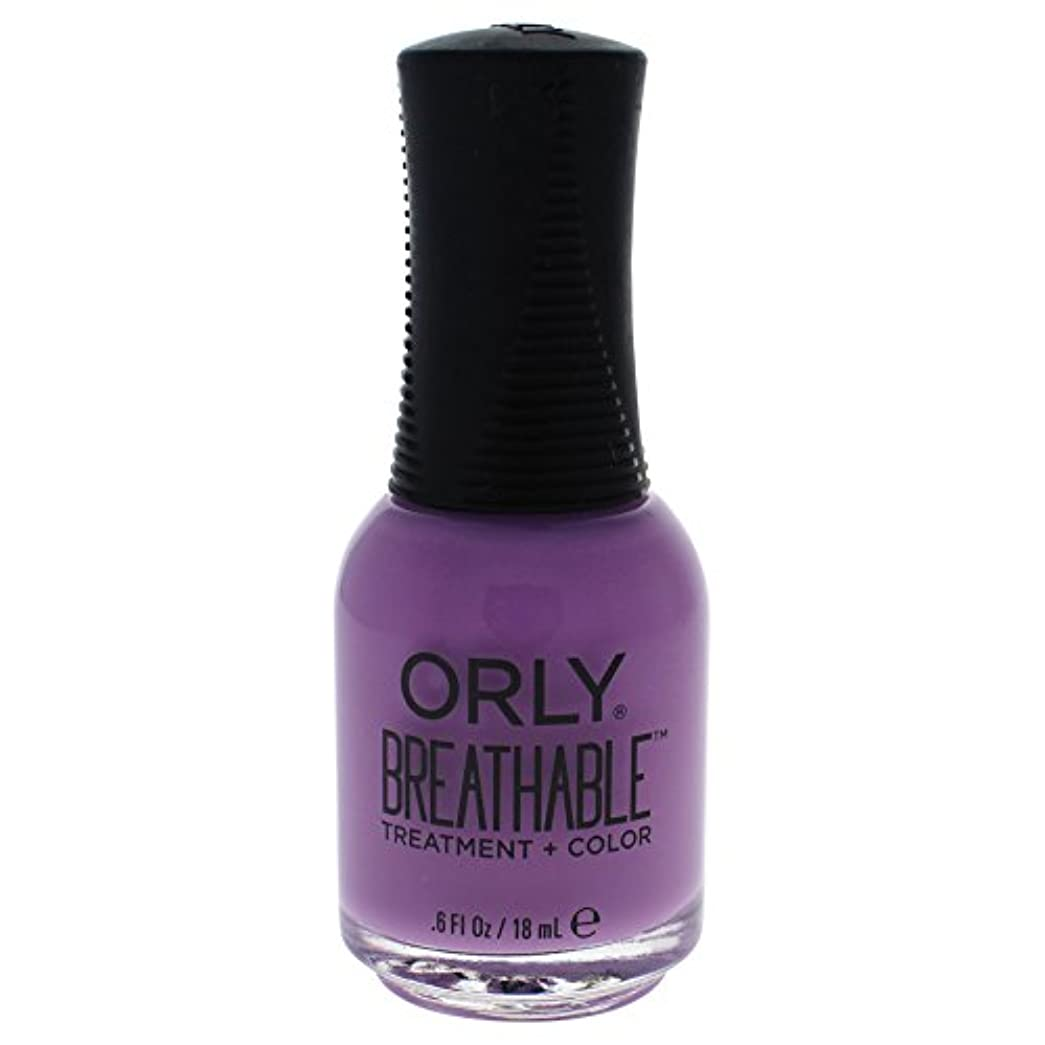 ペンフレンド何故なのよりOrly Breathable Treatment + Color Nail Lacquer - TLC - 0.6oz / 18ml