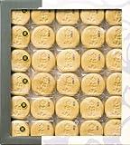 白松がモナカ ミニモナカ30個/小豆 胡麻 大福豆(白餡) 栗