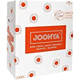 Joonya, Nontoxic Baby Nappies, 3 Bags of 56 (168) Crawler Size 6-11 Kg