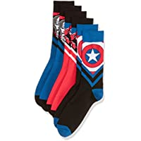 Marvel Men's Crew Socks