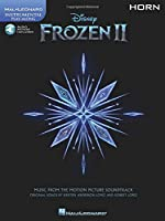 Frozen 2 Horn Play-Along: Horn - Includes Downloadable Audio (Instrumental Playalong)