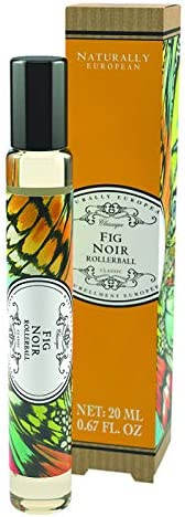 Naturally European Fragrance Rollerball Fig Noir, 20 ml