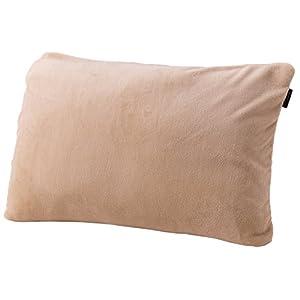 mofua ( モフア ) 枕カバー プレミアムマイクロファイバー 43×63cm用 ベージュ 50020005