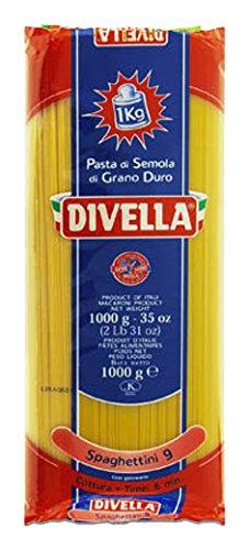 ディヴェッラ スパゲティーニ 1.5mm 1Kg