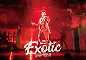 "【Amazon.co.jp限定】Hiromi Go Concert Tour 2019 ""Brand-New Exotic""(Blu-ray)(L版ブロマイド3枚セット付)"