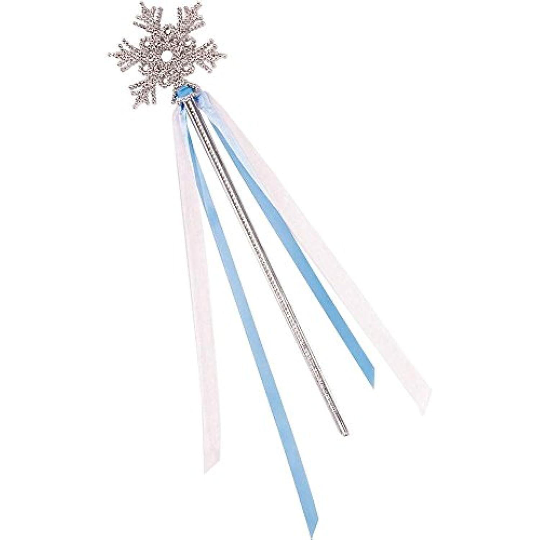 [フォーラム ノベルティ]Forum Novelties Snowflake Wand 74663 [並行輸入品]