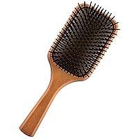 アヴェダ(AVEDA) パドルブラシ ヘアブラシコーム 静電気防止櫛 100% 天然くしヘアケア > 頭皮ケア 頭皮ブラシ 美髪ブラシ くしおすすめ 髪ブラシ