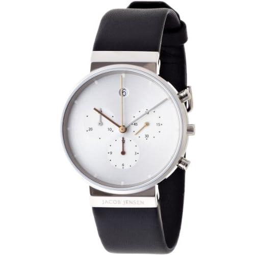 [ヤコブ・イェンセン]JACOB JENSEN 腕時計 606 メンズ 【正規輸入品】