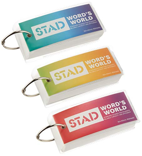 STAD 単語カード 30個セット SC210-30P