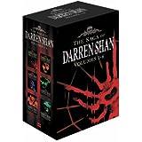 The Saga of Darren Shan Box Set 1–6