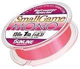 ナイロンライン SaltWater Special スモールゲーム MONO 150m 0.3号 1lb ベニーピンク