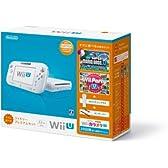 Wii U すぐに遊べるファミリープレミアムセット(シロ) 【メーカー生産終了】