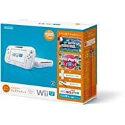 Wii U すぐに遊べるファミリープレミアムセット [シロ] (Wii U)