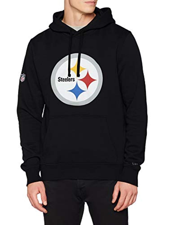 New Era Pittsburgh Steelers NFL Hoody Sweater Hoodie Herren Men