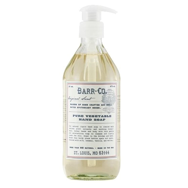 編集する褐色用心Liquid Hand Soap 16oz by Barr-Co. by Barr Co