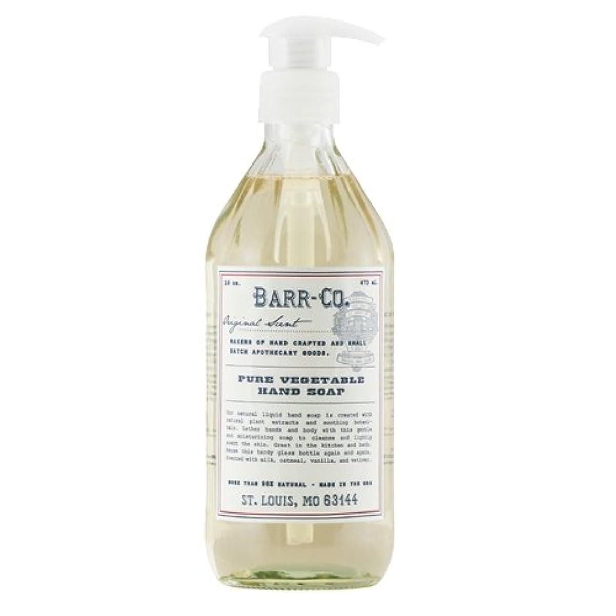 石憲法顕現Liquid Hand Soap 16oz by Barr-Co. by Barr Co