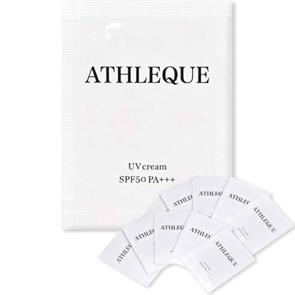 ビジネスフェッチ甘味ATHLEQUE UVクリーム SPF50 PA+++ mini10 2g×10個=20g