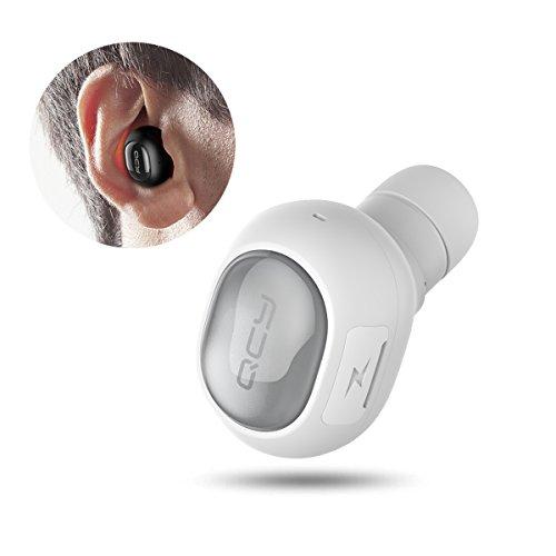 QCY Q26 Bluetooth4.1 ワイヤレスイヤホン ...