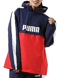 (プーマ) PUMA RETRO ハーフジップウーブンジャケット