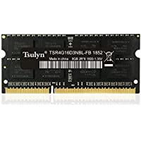 TOSHIBA dynabook ノートPC用メモリ PC3L-12800 8GB DDR3 1600 1.35V (低電圧) - 1.5V 両対応 204pin SO-DIMM Side3[並行輸入]