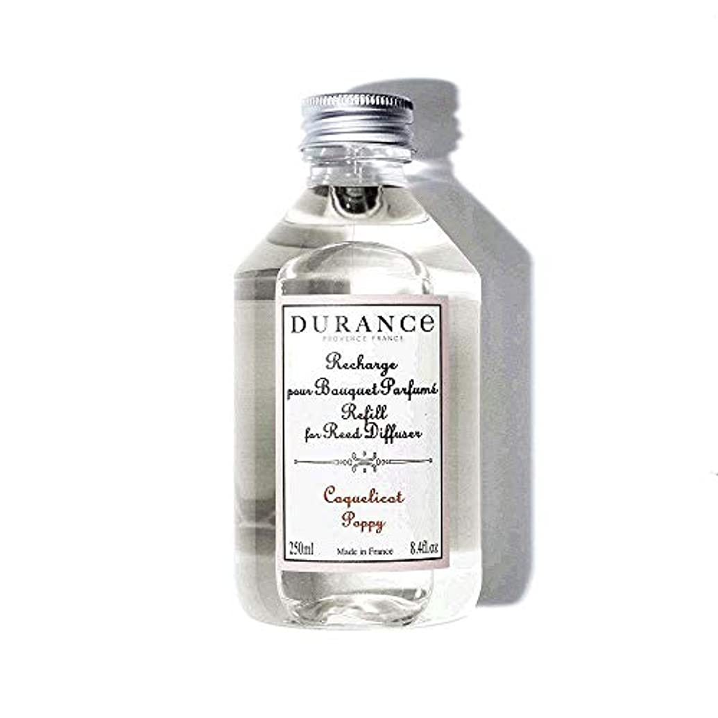 決定する胸節約DURANCE(デュランス) フレグランスブーケ(専用リフィル) 250ml 「コクリコ」 3287570455028
