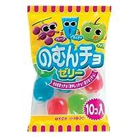 駄菓子 のむんチョゼリー ドリンクゼリー ケース売り 【1袋10本入×10袋】 東豊製菓