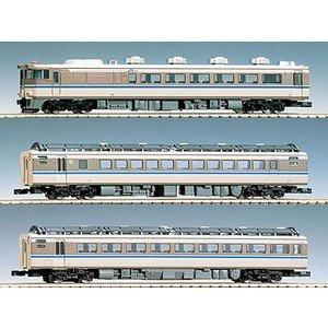 Nゲージ車両 キハ181系特急ディーゼルカー (はまかぜ) 基本 92204