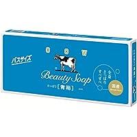 カウブランド石鹸 青箱バスサイズ135g*6個