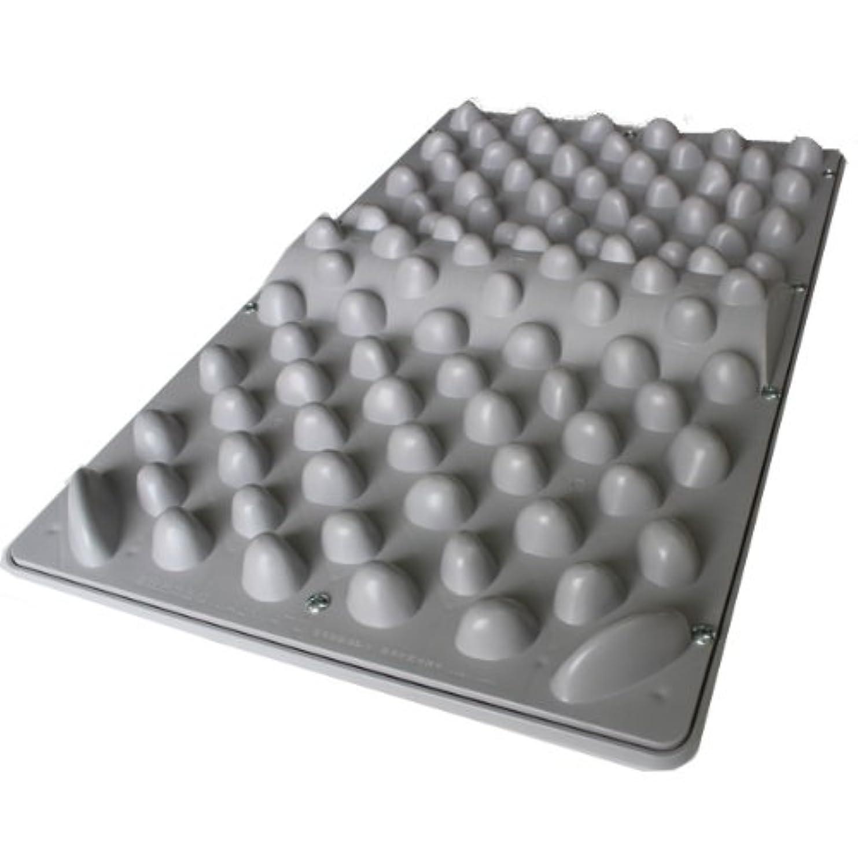 トーク狭い止まる官足法 ウォークマットⅡ 裏板セット(ABS樹脂製補強板付き)