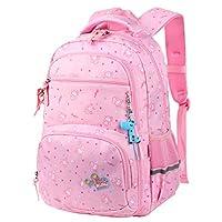 Vbiger School Backpack for Girls Boys for Middle School Cute Bookbag Outdoor Daypack