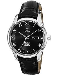 [オメガ]OMEGA 腕時計 デ・ビル ブラック文字盤 コーアクシャル自動巻 431.13.41.22.01.001 メンズ 【並行輸入品】
