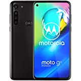 Moto G8 Power | Unlocked | International GSM only | 4/64GB | 16MP Camera | 2020 | Black