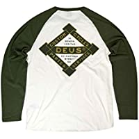 Deus Ex Machina Ranger Raglan Long Sleeve T-Shirt