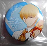 Fate/stay night UBW ufotable cafe 限定缶バッジ ホワイトデー ギルガメッシュ