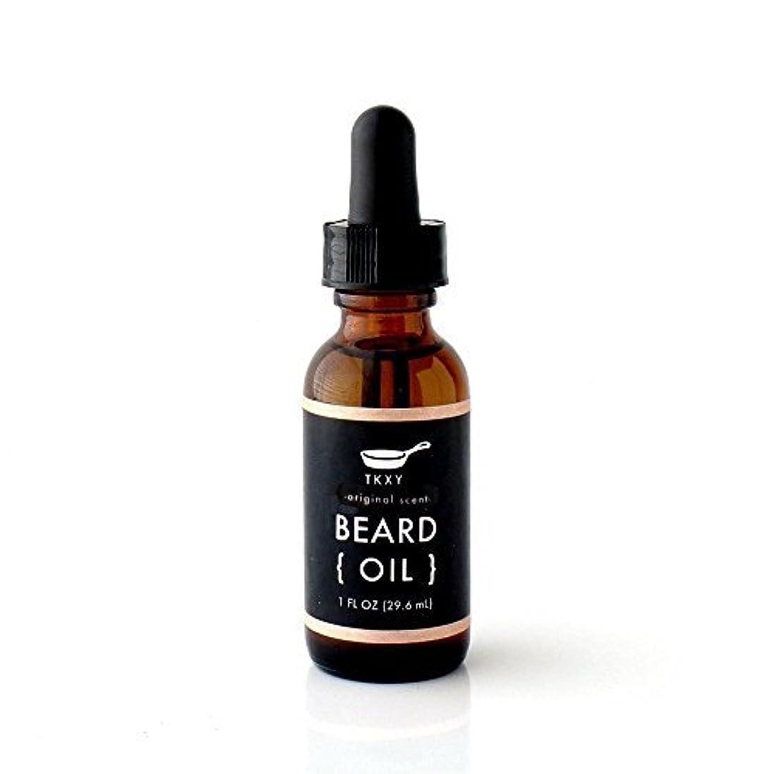 予感チロ製造Organic Beard Oil - Original Scent (1 fl oz) [並行輸入品]