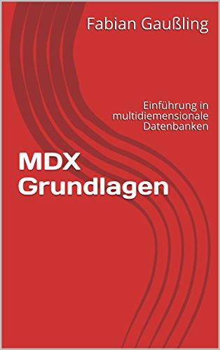 MDX Grundlagen: Einführung in multidiemensionale Datenbanken (German Edition)