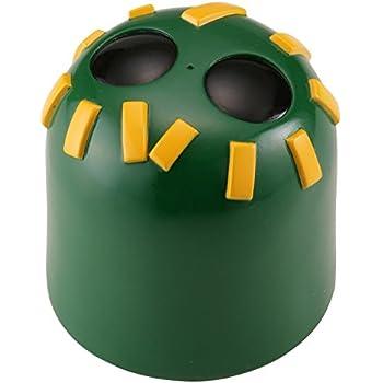 ソフビトイボックス019B 坐ることを拒否する椅子(緑) ノンスケール ソフトビニール製 塗装済み 完成品
