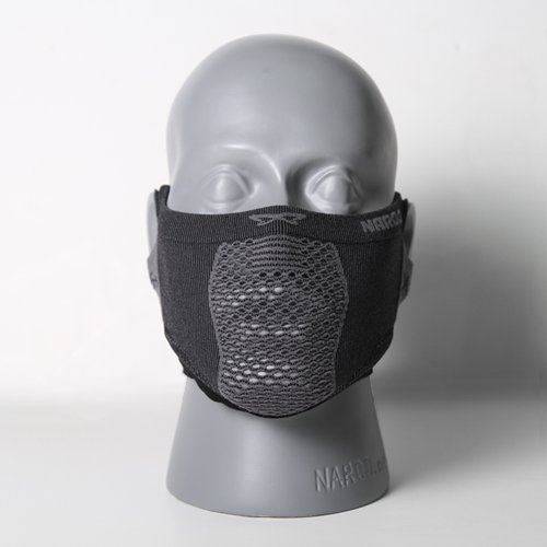 NAROO MASK(ナルーマスク) X5s スポーツマスク フェイスマスク スギ・ヒノキ花粉症対策 UVカット