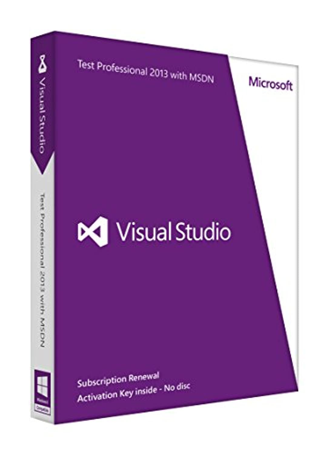 独裁刑務所魔術師Microsoft Visual Studio Test Professional 2013 with MSDN英語|更新版
