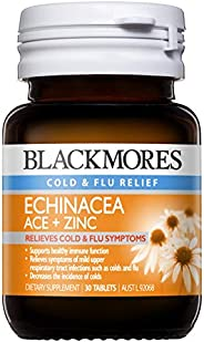 Blackmores Echinacea ACE + Zinc (30 Tablets)