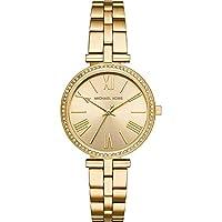 Michael Kors Women's MK3903 Analog Quartz Gold Watch