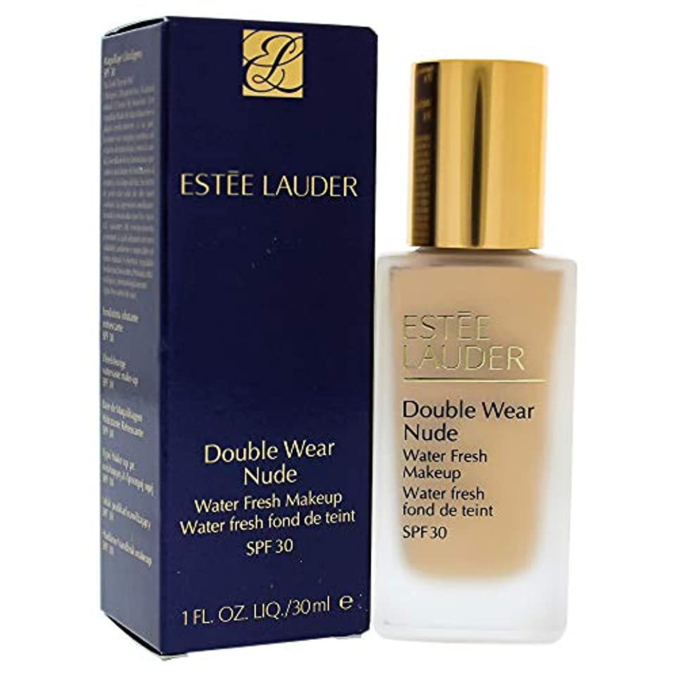 のれんジョージハンブリーためらうエスティローダー Double Wear Nude Water Fresh Makeup SPF 30 - # 1W2 Sand 30ml/1oz並行輸入品