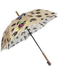 【Vivienne Westwood】ヴィヴィアンウエストウッド チキンハグ 婦人長傘(雨傘) ベージュ